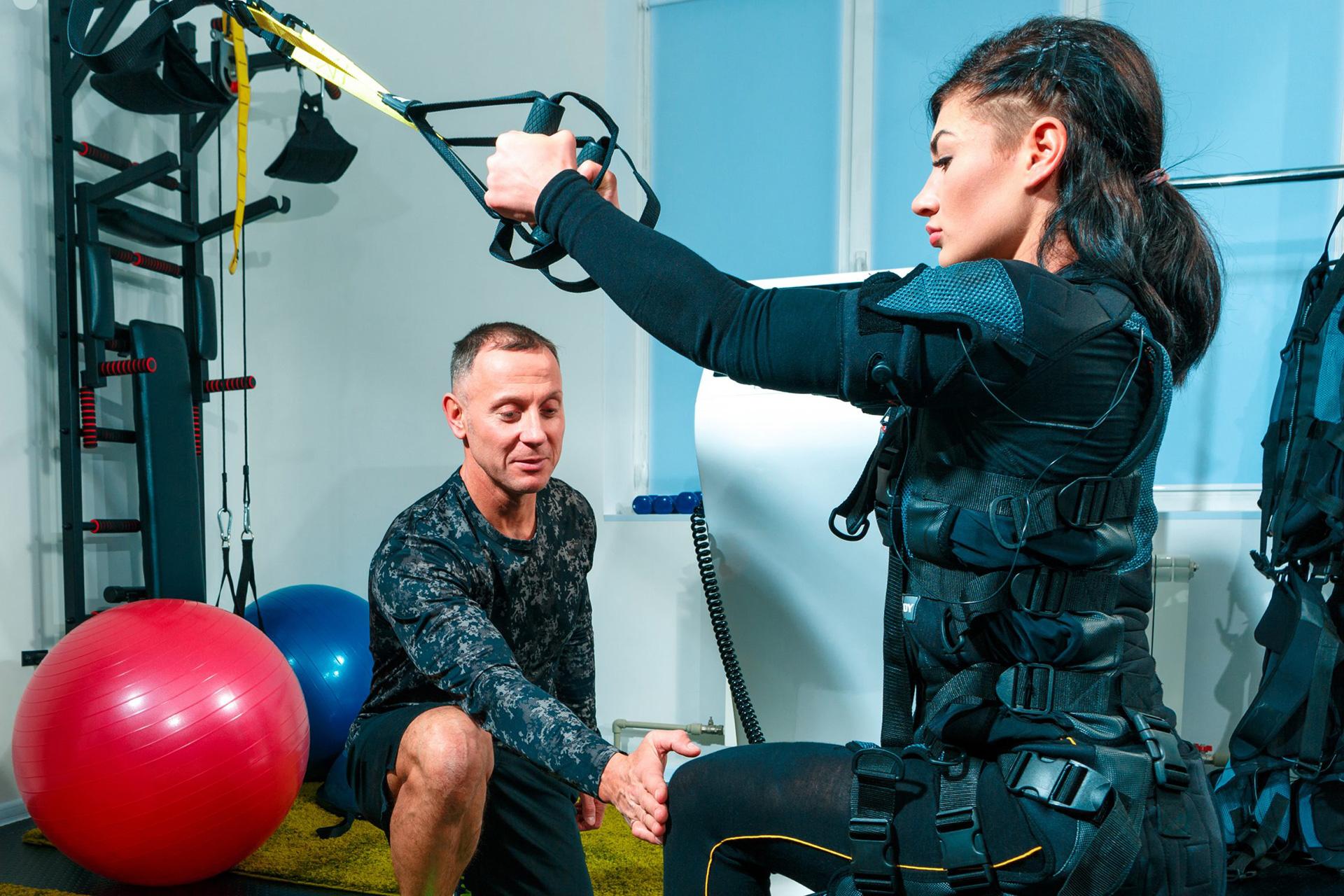 EMS Positively Impacts Elite Athletes