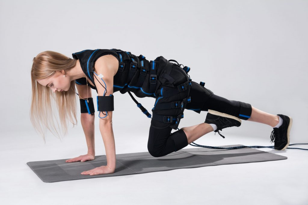EMS Improves Performance in Runners
