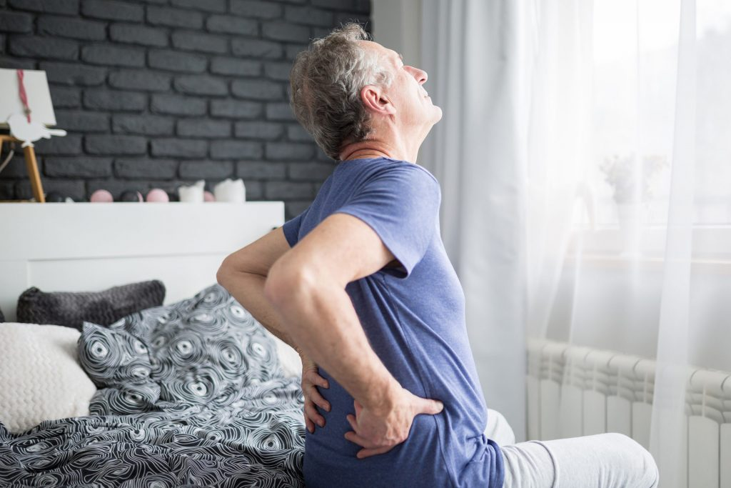 EMS Is a Time-Effective, Joint-Friendly Training Method to Reduce Non-Specific Lower Back Pain