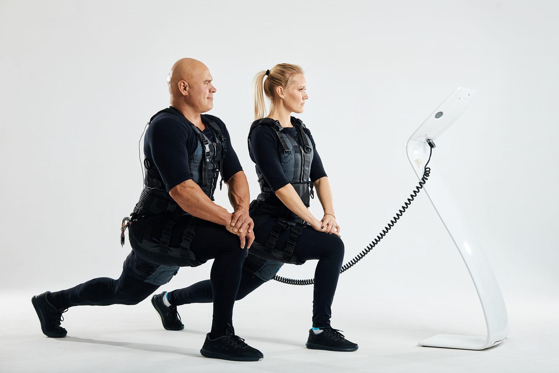 EMS Improves Quadriceps Muscle Strength
